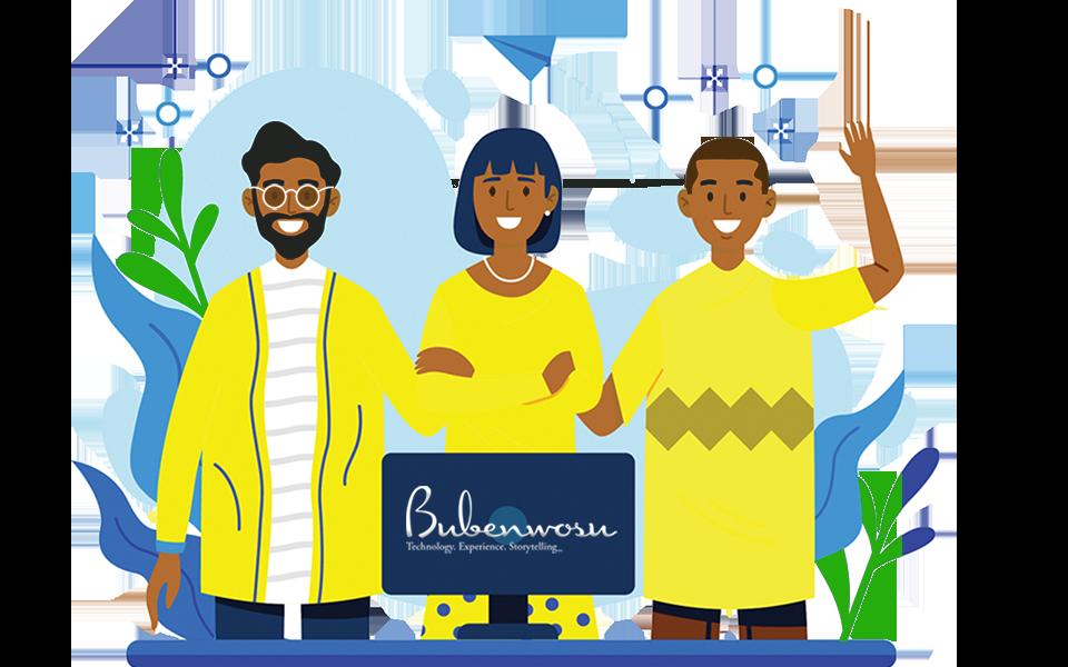About Bubenwosu Banner